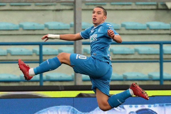 Ismael Bennacer - Source - Fennec Football
