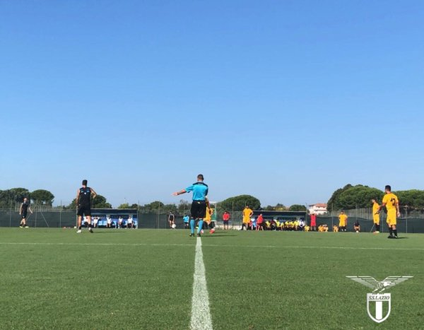 Lazio vs LupaRoma - Source - Twitter
