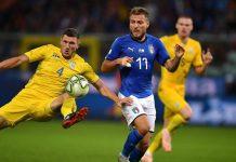 Ciro Immobile for Italy - Source - EuroSport