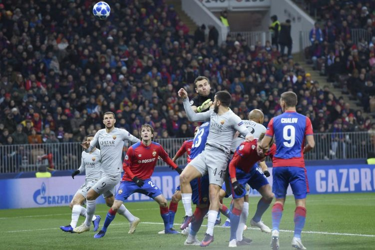 CSKA Moscow vs Roma, Source- Getty Images