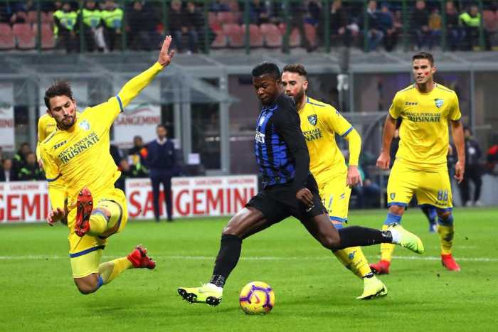 Inter vs Frosinone, Source- Getty Images