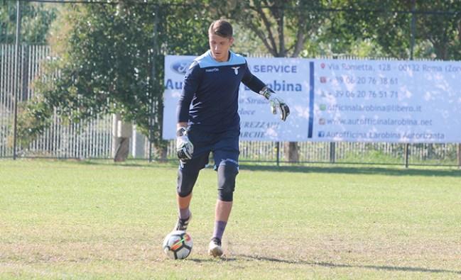 Marco Alia, Source- Official S.S.Lazio