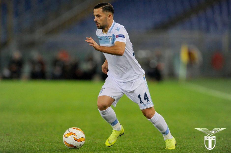 Riza Durmisi, Source- Official S.S.Lazio