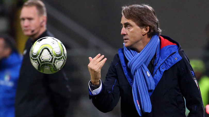 Roberto Mancini, Source- Getty Images