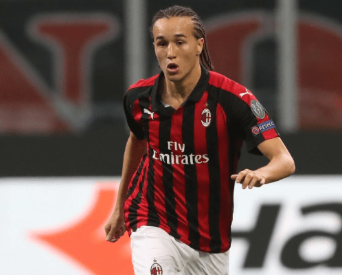 Diego Laxalt, Source- Getty Images