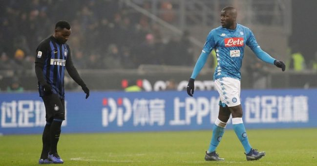 Kalidou Koulibaly, Source- Getty Images