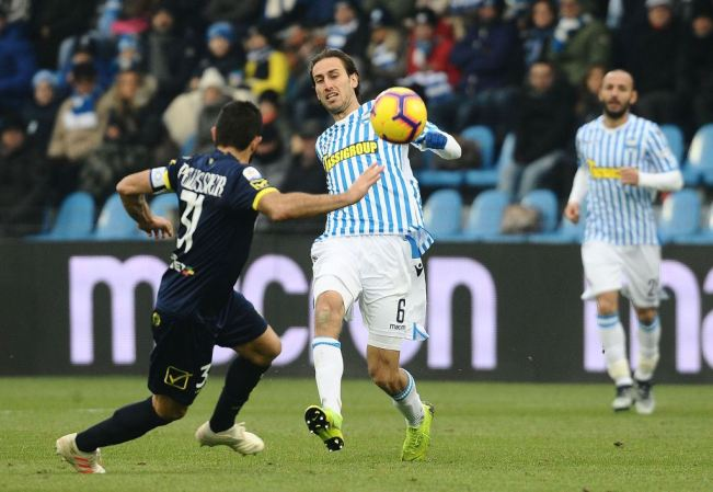 Spal vs Chievo, Source- Getty Images