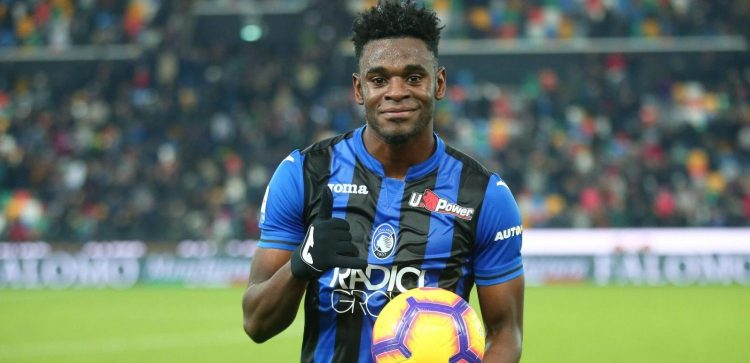 Duvan Zapata, Source- Getty Images