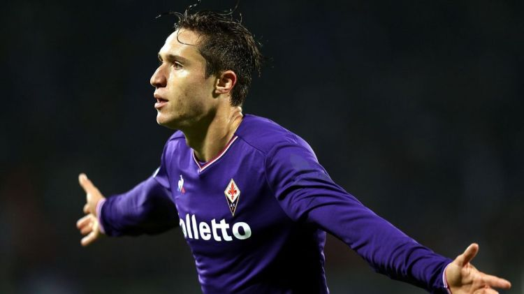 Federico Chiesa, Source- Getty Images