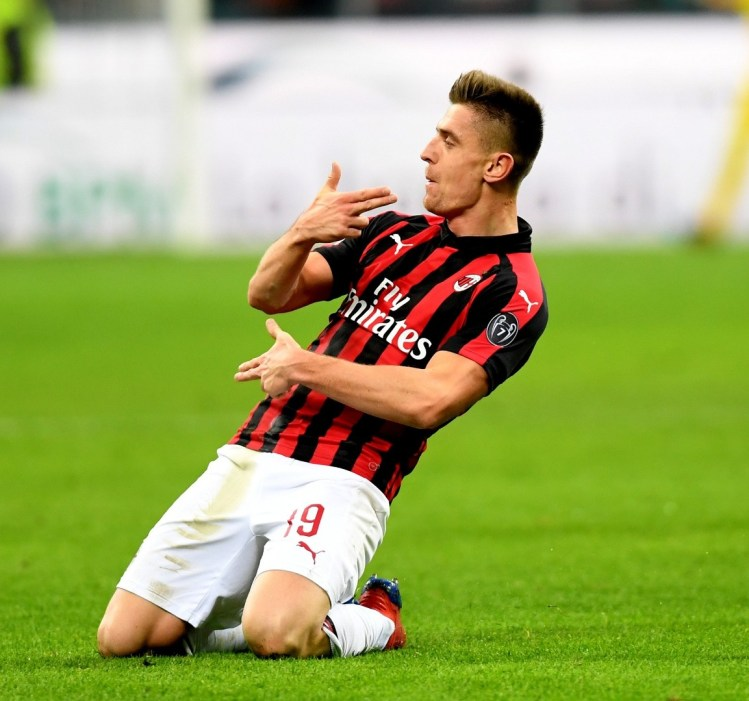 Krzysztof Piatek, Source- Getty Images