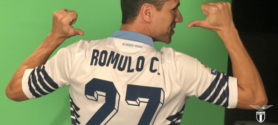 Romulo, Source- Official SS Lazio