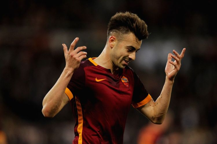 Stephan El Shaarawy, Source- Getty Images