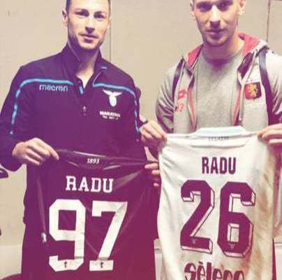 Stefan and Andrei Radu