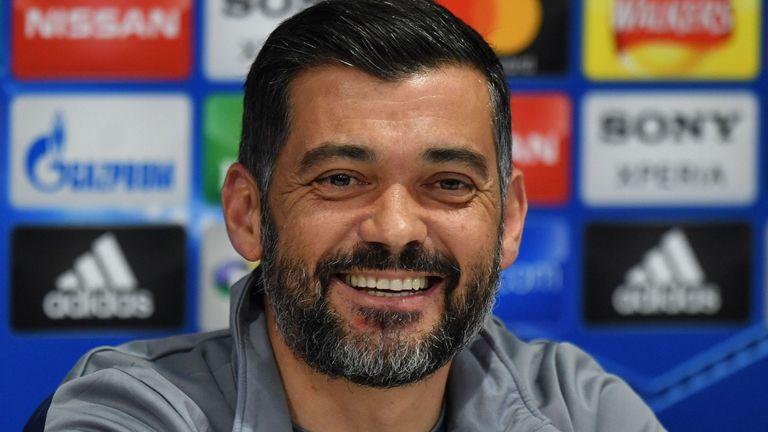 Sérgio Conceição, Source- skysports.com
