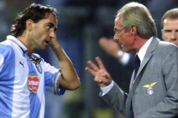Sven-Göran Eriksson, Source- Official S.S.Lazio