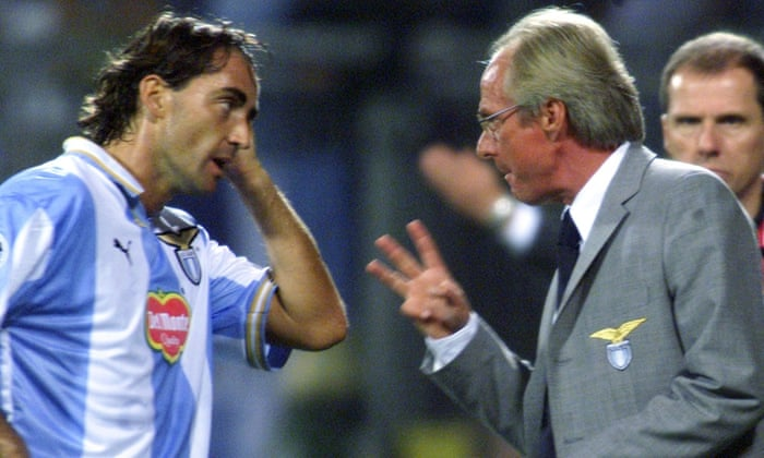 Sven-Göran Eriksson, Source- Official S.S.Lazio