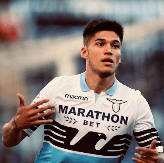 Joaquin Correa, Source- Getty Images