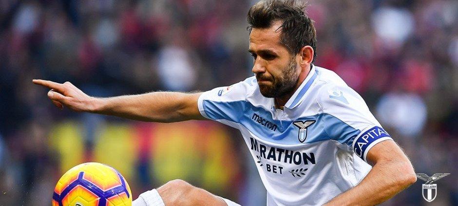Senad Lulic, Source- Official S.S.Lazio