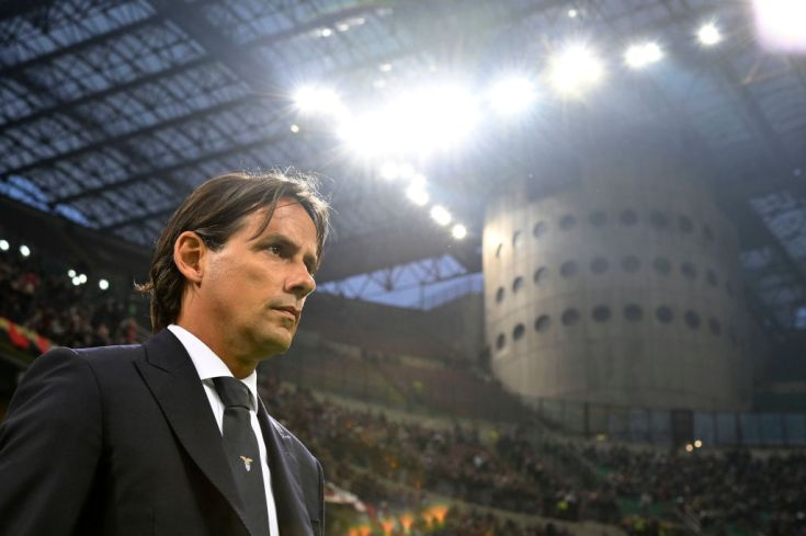 Simone Inzaghi, Source- Getty Images