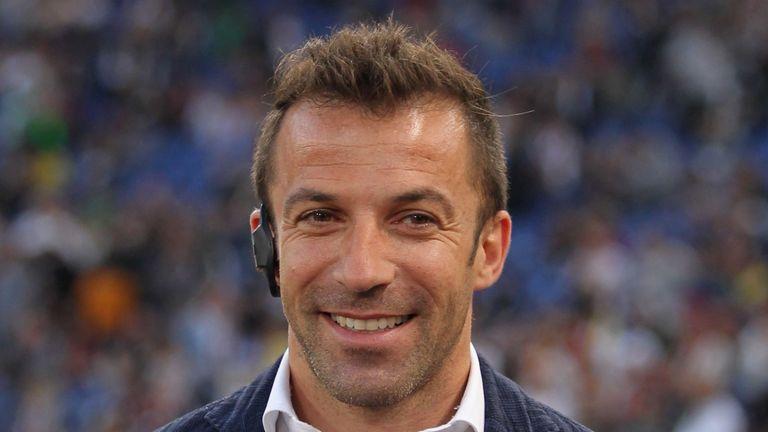 Alessandro Del Piero, Source- SkySport