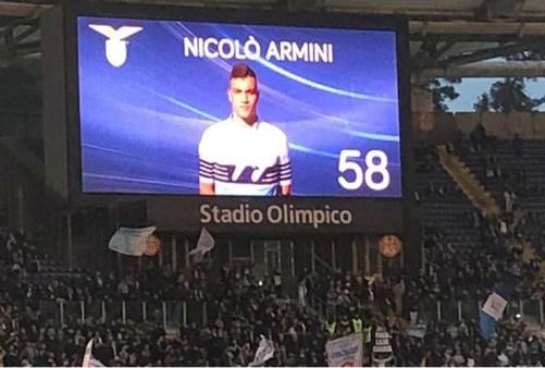 Nicolò Armini, Lazio's New Hope