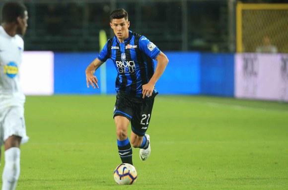 Matteo Pessina, Source- Calcio Atalanta