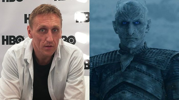 Game of Thrones - Night King - Vladimir Fudrik