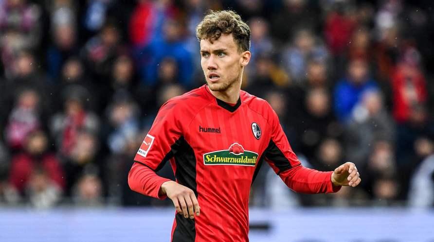 Luca Waldschmidt - Source - DFB