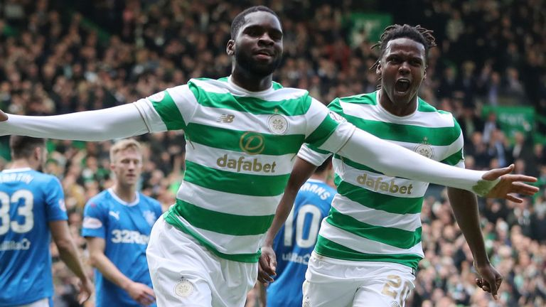 Odsonne Edouard: Lazio evaluating Celtic's French forward ...