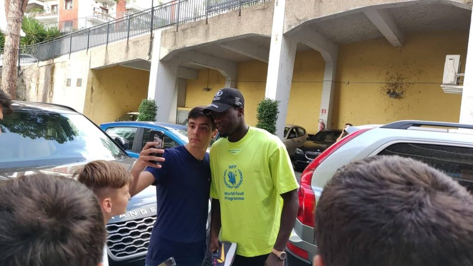 Felipe Caicedo, source: Cittaceleste.it