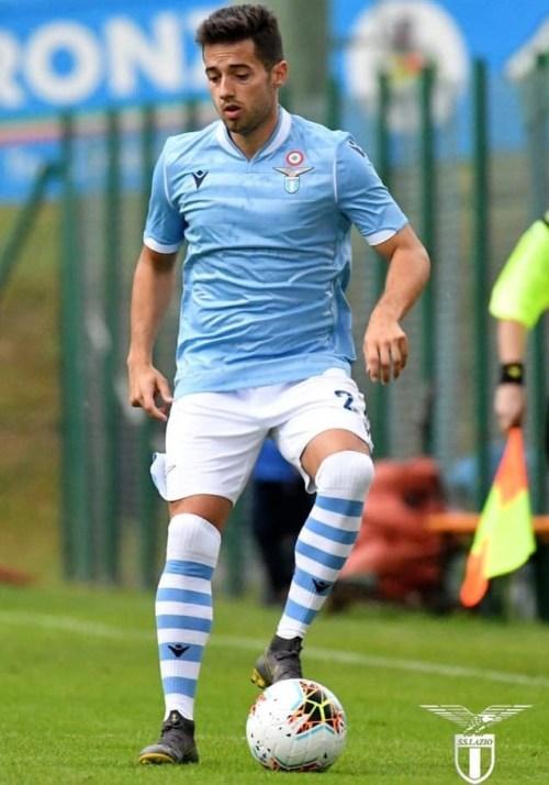 Jony, Source- Official S.S.Lazio