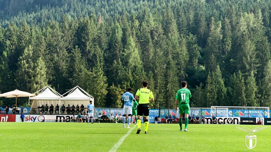 Auronzo di Cadore, Source- Official S.S.Lazio