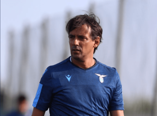 Simone Inzaghi, Source- Official S.S.Lazio