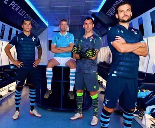 Lazio 2019/20 kits