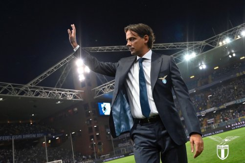 Simone Inzaghi, Source- Official S.S.Lazioo