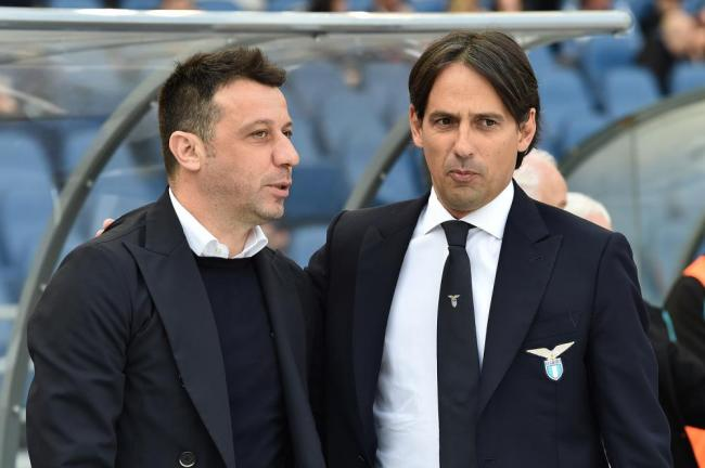 Simone Inzaghi and Roberto D'Aversa, Source- Tutto Mercato Web