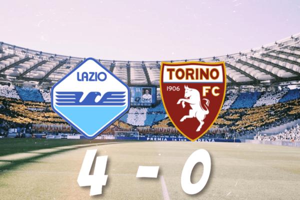 Lazio vs Torino, Source- @MattyLewis11