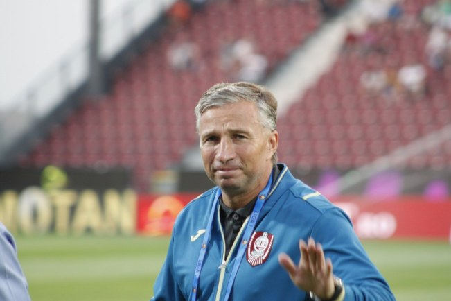 Dan Petrescu, Source- CjSport.ro