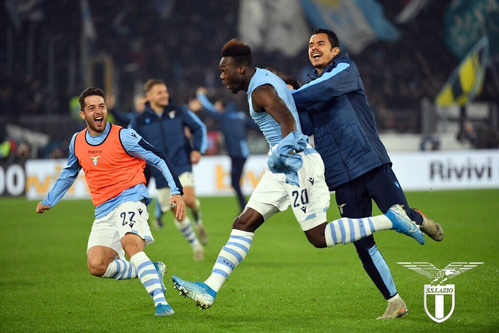 Lazio coach Simone Inzaghi spies title challenge after Juventus shock
