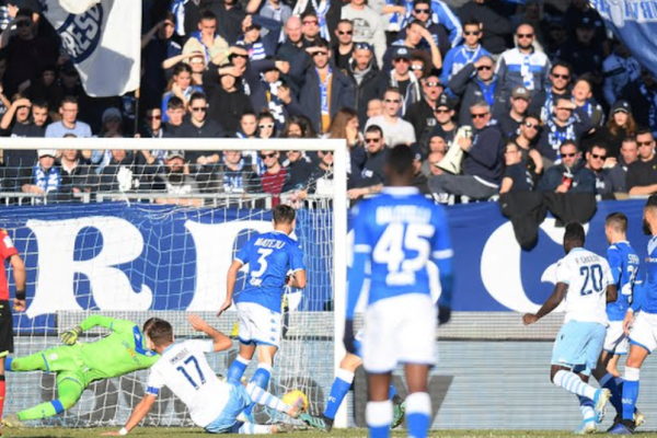 Brescia vs Lazio, Source- Getty Images