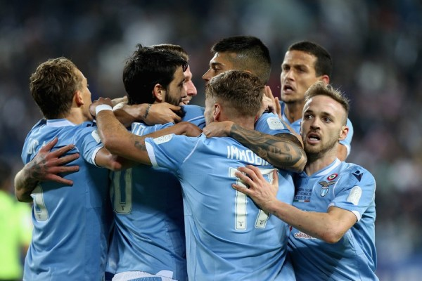 Lazio, Source- Football Highlights