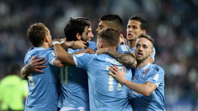 Lazio, Source- Football Highlights
