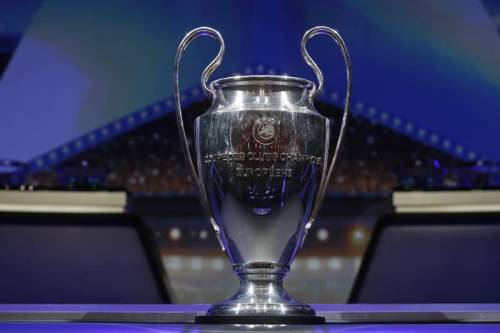 UEFA Champions League Trophy, Source- Bleacher Report