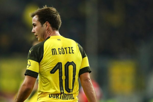 Mario Götze, Source- Bundesliga