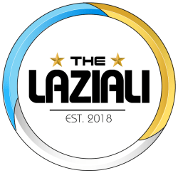 The Laziali Official Logo