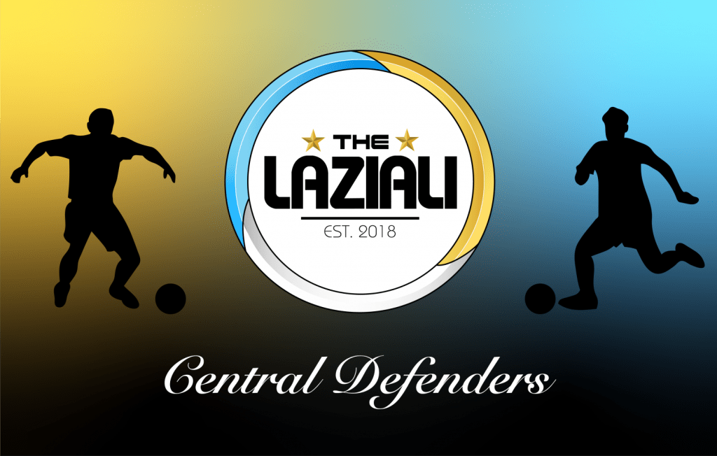 The Laziali, Lazio Transfer Tracker: Central Defenders