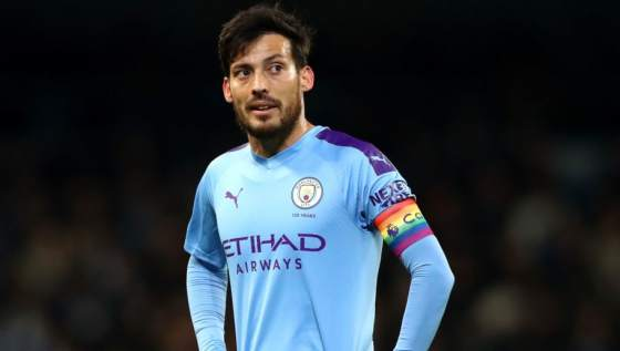 David Silva / Manchester City, Source- Getty Images
