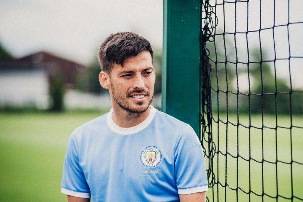 David Silva / Manchester City