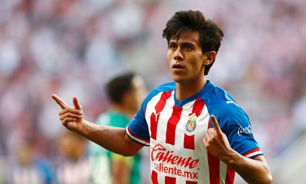 José Juan Macìas Guzmán : Club Deportivo Guadalajara S.A. de C.V., Source- Getty Images