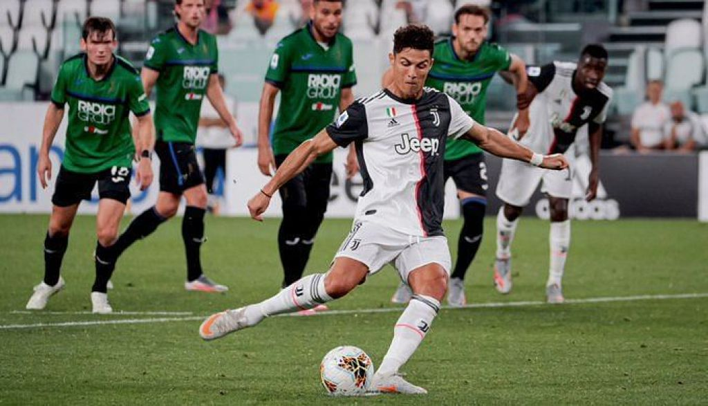2019/20 Serie A - Matchday 32 - Juventus Vs Atalanta - Cristiano Ronaldo, Source - Sportskeeda.com